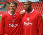 wallpaper, legends, michael owen, john barnes