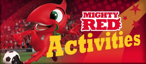 Mighty Red Activities