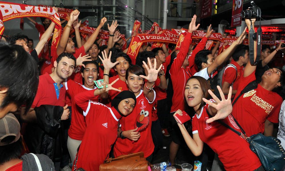 Buy tickets for Indonesia match