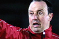 Benitez on youth cup