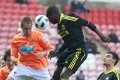 Reds slump to Blackpool loss