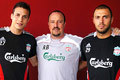 Rafa unveils Dossena and Degen