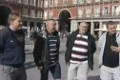 Irregulars arrive in Madrid