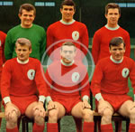 It may be hard to believe but Liverpool have not always played in an all-red kit.