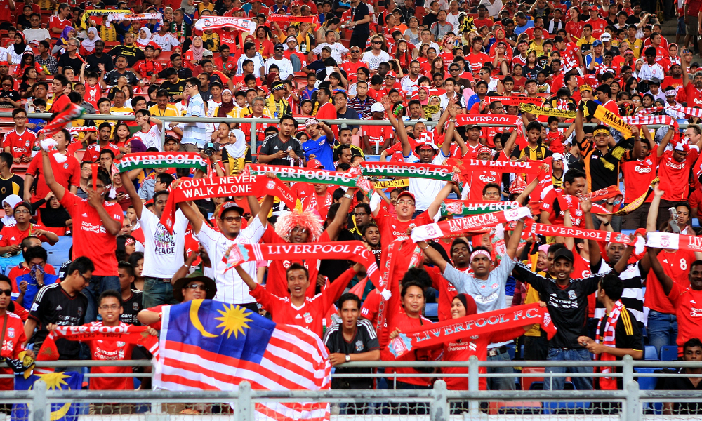 Buy your tickets now for Liverpool's friendly in Malaysia