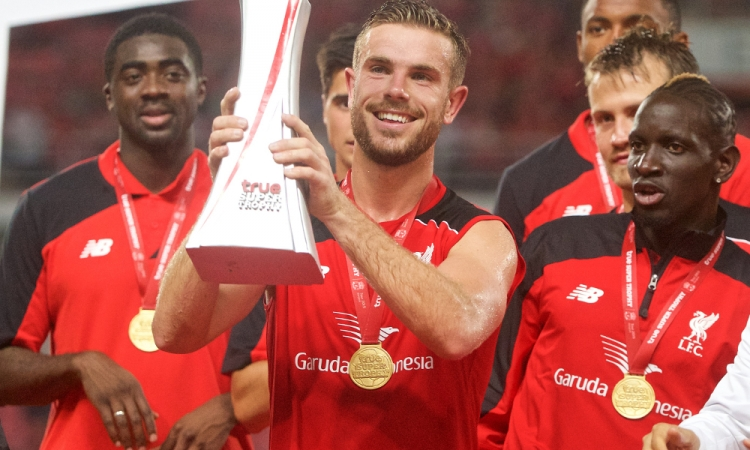Relive Henderson's rabona assist in Bangkok