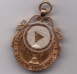 Liverpool won their first ever League Championship in 1901.