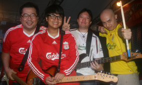 BigReds and The Beatles: A lifetime love affair