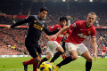 MUFC 2-1 LFC: 90 seconds