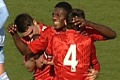 City 1-3 LFC U18s: The goals