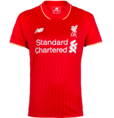 Pre-order LFC's new 2015-16 home kit
