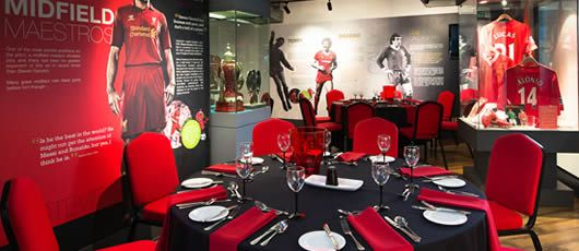 Image result for LIVERPOOL FC HOSPITALITY