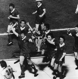 Reds conquer Rome to win European Cup