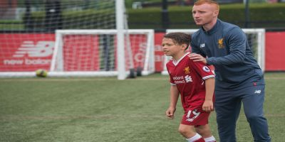 Book now: Summer courses at the LFC Academy
