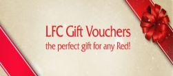 LFC Gift Vouchers