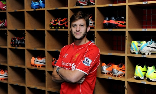 'Lallana gives us great options'
