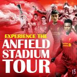 Anfield Stadium Tours