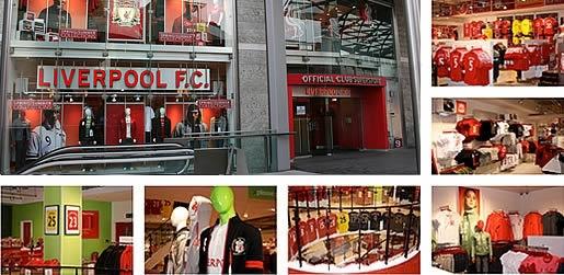 Liverpool Fc Shop Birkenhead Jobs