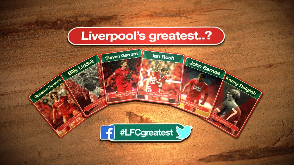 Liverpool's Greatest?