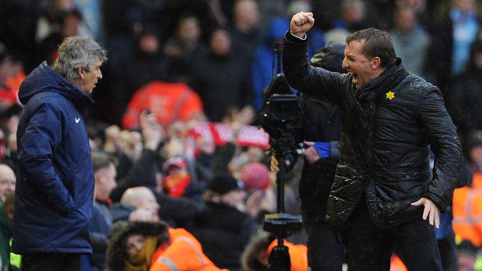 Brendan's pride