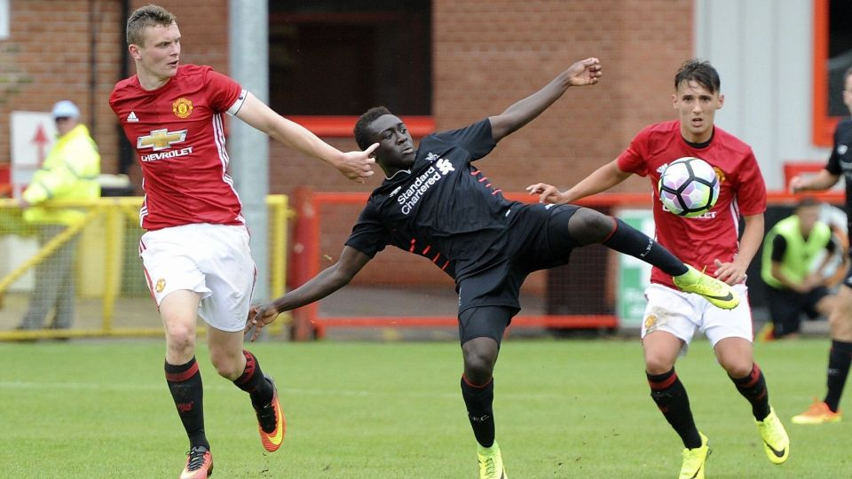 Highlights: U18s beat Man United