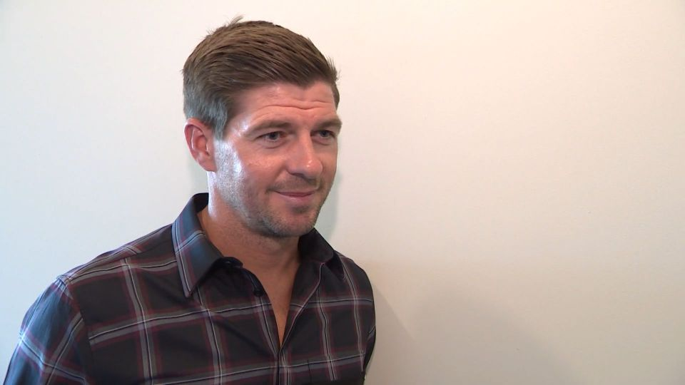 Gerrard on LFC reunion and Klopp