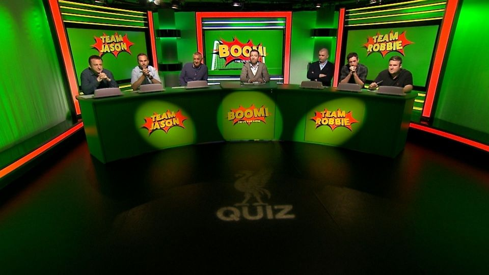 Boom! The LFC Quiz Show, episode 3