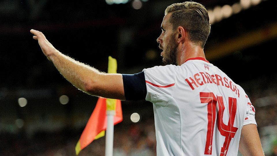 The Big Interview: Jordan Henderson