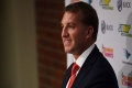 Kop Kids: Brendan's toughest press conference