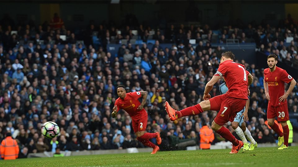 Highlights: Man City 1-1 LFC