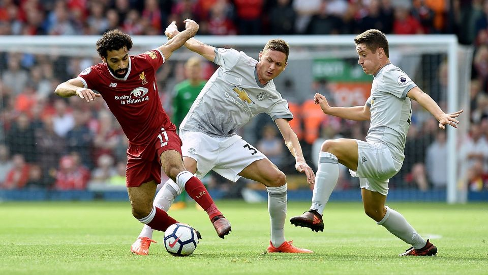 Highlights: Liverpool v Man Utd