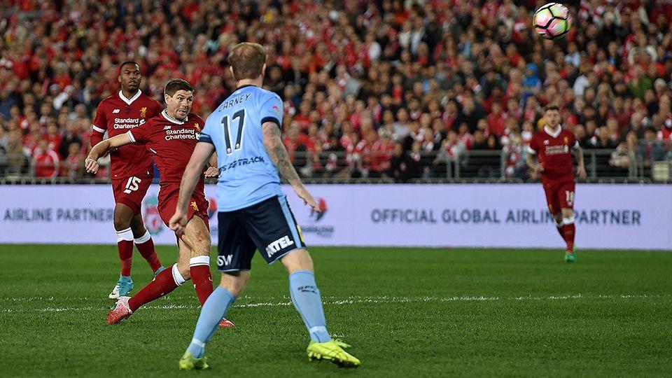 Highlights: Liverpool 3-0 Sydney FC