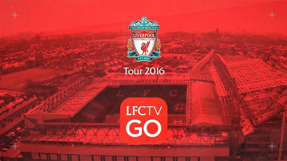 How to watch pre-season on LFCTV