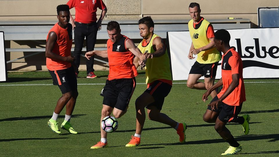 Live 1am BST: Watch the Reds train live for FREE