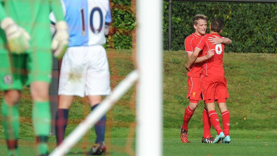 U18s 5-0 Blackburn