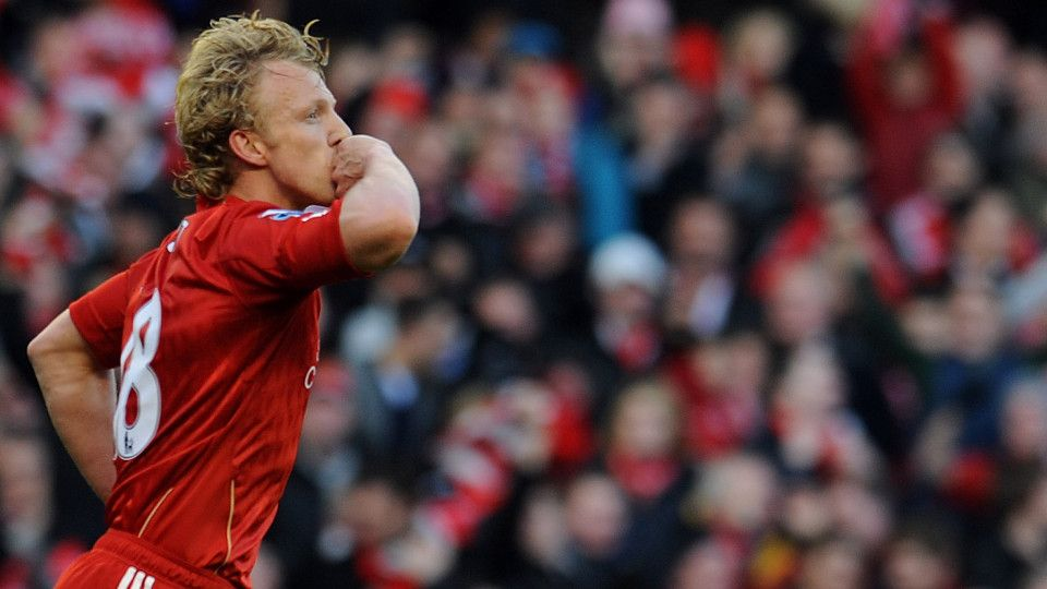 Free: Dirk on Anfield return