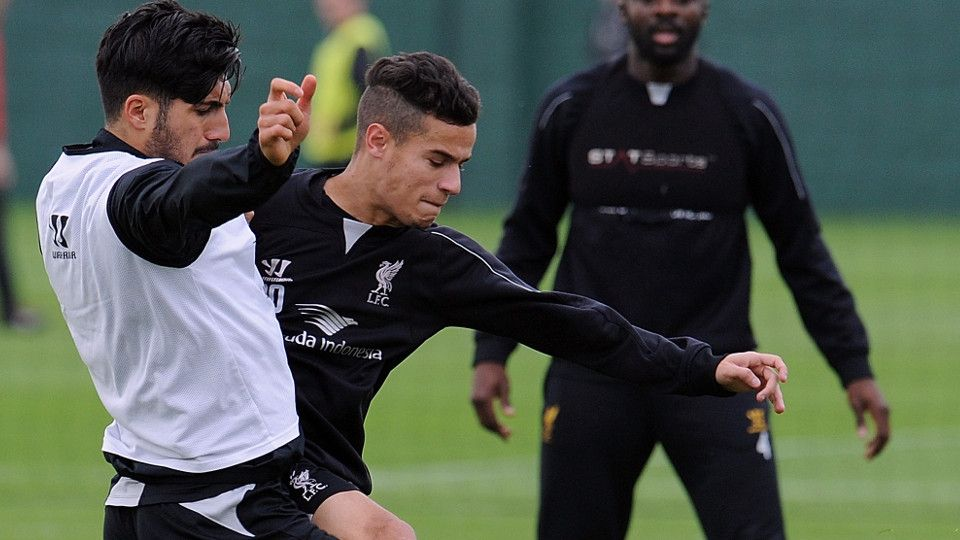 Reds prepare for Newcastle clash