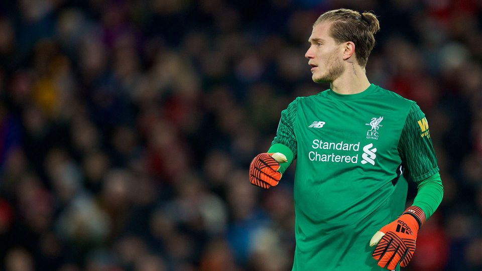 Karius gives his verdict on West Brom clean sheet