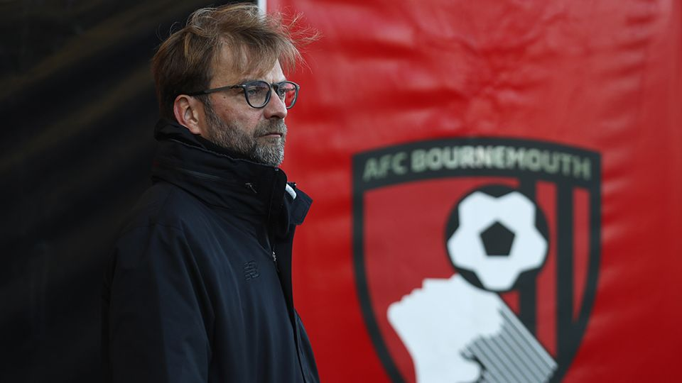 Klopp assesses Bournemouth defeat