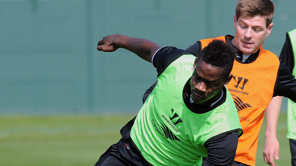 Watch the Reds prepare for West Brom