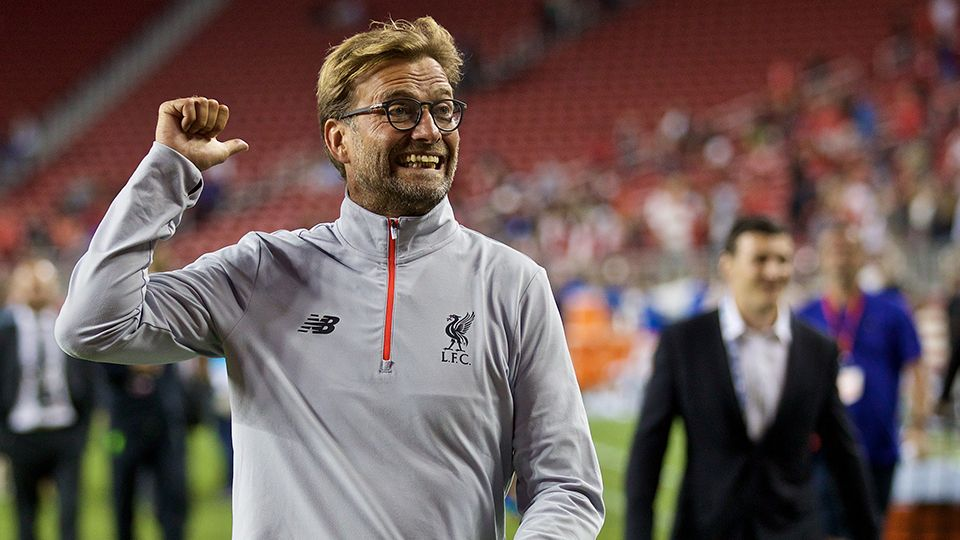 Klopp: It was good from the first minute
