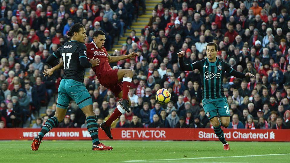 Trent's mature display against Saints