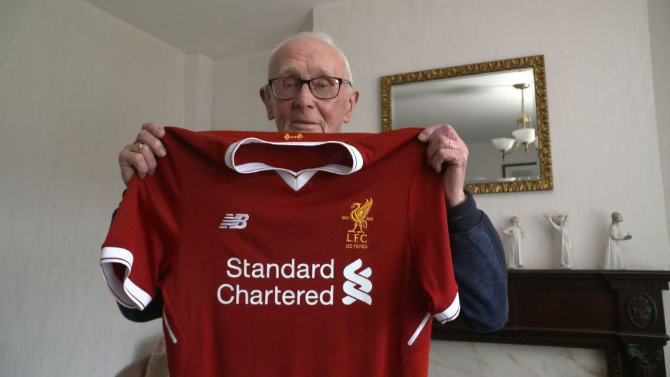 Revealed: Four supporters surprised with new LFC kit