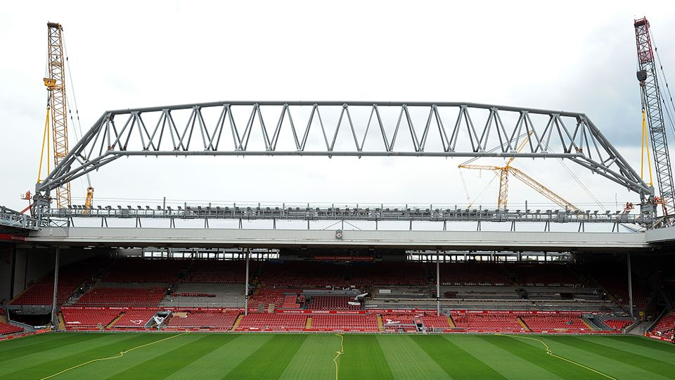 News special: Main stand update