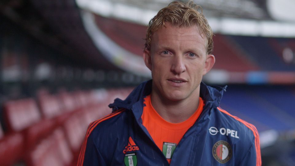 Dirk Kuyt: Still Working Hard