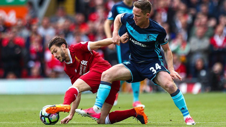 Highlights: LFC v Middlesbrough