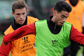 Pre-Fulham Melwood training